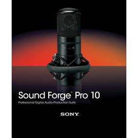 Sony Foundry Sound Forge Pro 10 (español) (descuentos!)