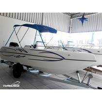 Barco / Lancha Fly Fish 170 Full Motor Mercury 90 Hp 4t