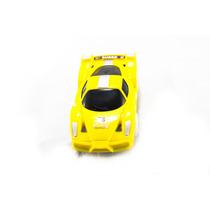 Carrinho Carro A Pilha Com Luzes E Som Bate E Volta Ferrari