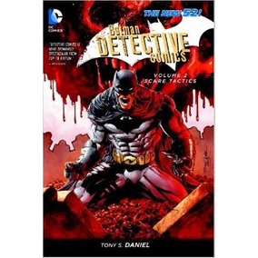 Dc Batman Detective Comics - The New 52 - Scare Tactics - 2