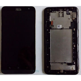 Tela Display Lcd Touch E Aro Asus Zenfone 2 Laser Ze601kl