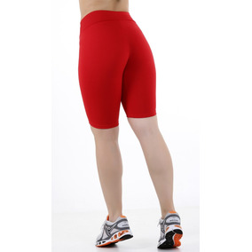 Kit 5 Bermuda Plus Size Fitness Feminino Roupas De Academia