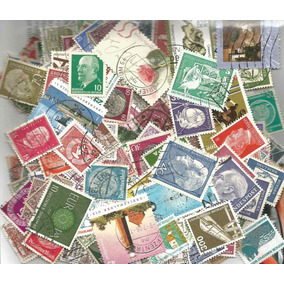 Oferta Súper Rebajada - 1.000 Sellos Diferentes De Alemania