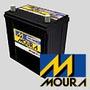 Bateria Moura 12x40 Para Honda Fit,city