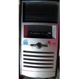 Computador Procesador Dual 3.4 Disco 80 Ram 1 Giga Ddr2 Dvd