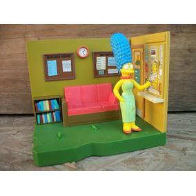 Tm.simpsons House Retired Diorama