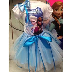 Disfraz Frozen Tutu en Mercado Libre México d7e6ee91e98