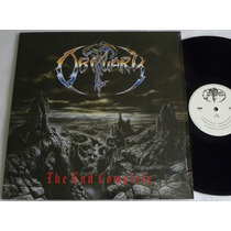 Obituary The End Complete Lp Metallica Exodus Slayer Sodom