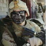 Mascara Cráneo Calavera Paintball Disfraz Terror