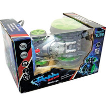 Carrinho Controle Remoto Tornado Racer Duo Flip C/luz