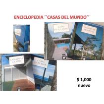 Libros **casas Del Mundo** Arquitectura Decoracion