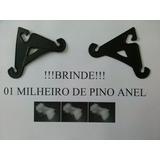 Cabide Chinelo Preto 1500unid !!! Brinde 1500 Pino Anel!!!