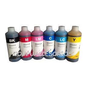 4 Litros De Tinta Inktec Para L200 L300 L350 L355 L555 L800