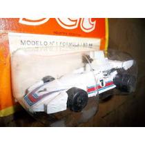 Brabham Jet Blanco Reutemann Nuevo Blister