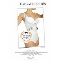 Faja Modeladora Body Less De Satinette Bajo Busto