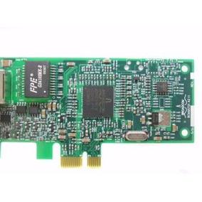 Placa Rede Gigabit Broadcom Net Xtreme Bcm5751 Pcie Servidor