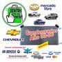 Condensador Chevrolet Cheyenne/silverado/g.blazer 00-06