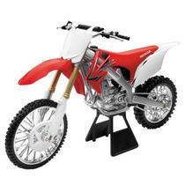 Moto Honda Crf 450 R Escala 1:6 New Ray