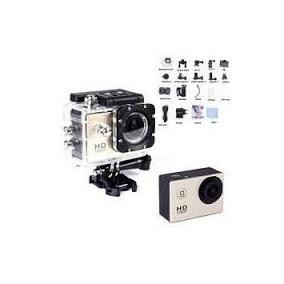 Camera Filmadora Hd 12mp 1080p Wifi = Gopro Sj