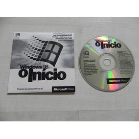 Microsoft Windows 98 - Original (sem Manual)