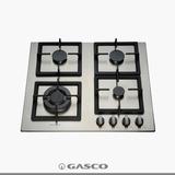 Tope Cocina Gas Empotrar 60cm Gasco