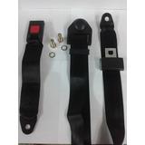 Cinturon De Seguridad Universal De 3 Puntos