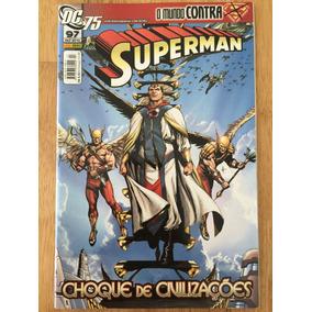 Dc Comics Superman Nº 97 Dez/2010 - Choque De Civilizações