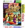 Jogo Kinect Adventure Xbox 360 Original Midia Dvd + Encartes