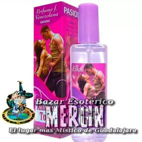 Mágico Perfume Amarre Total - Atraer Hombres A Tú Vida