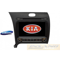 Kit Central Multimidia Dvd Gps 3g Kia Cerato Tv Usb 1ghz