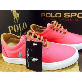 Tênis Polo Ralph Laure N Vaug H Promoção Frete Gratis!!!