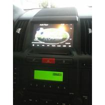 Kit Central Multimidia Dvd Gps Land Rover Freelander Tv