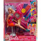 Barbie Muñeca Estilos De Color