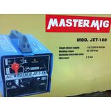 Máquina De Soldar Mastermig 160 Amp Original, Iva Incluido.