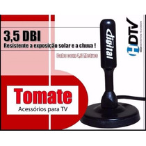 Antena Hd Digital Mta-3003 Tomate Interior Exterior Hdtv Hd