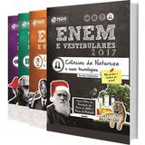 4 Apostilas Enem 2017 Impressa Oficial Nova Concursos
