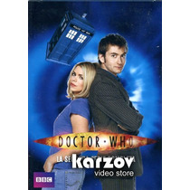 Doctor Who Temporada 2 Dos , Serie Tv Discos Region 4 En Dvd