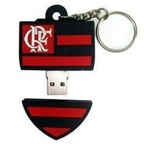 Pen Drive 4gb Do Flamengo 100% Qualidade A Pronta Entrega
