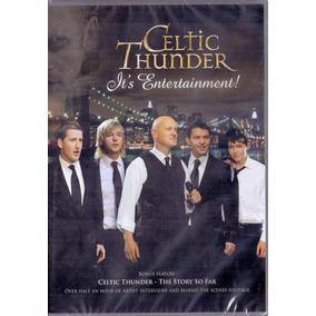 Dvd Celtic Thunder - It