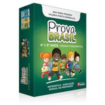 Coleção Prova Brasil 4º E 5º Ano - Ensino Fundamental