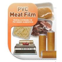 Pelicula De Pvc Estirable Alimenticia De 30cms Vitafilm