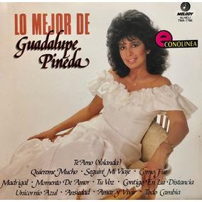 Cd Guadalupe Pineda Lo Mejor De Econolinea Melody Usado