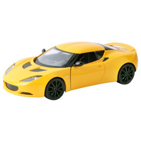 283b9ad1a911 Lotus Evora S Escala 1 24 Motor Max 1 24 - Automóviles en Mercado ...