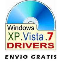 Lenovo 6010-a38 Drivers Windows Xp O 7 - Envio Gratis