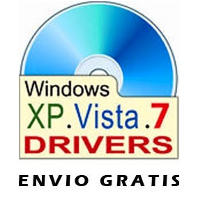Hp Dv5-2133la Drivers Windows Xp O 7 - Envio Gratis