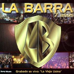 La Barra - 7 Años 100% Original Sellado De Fabrica