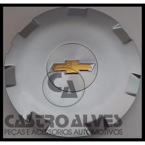 Calotinha Roda Miolo Original Astra Vectra Cd Prata Aro14 15