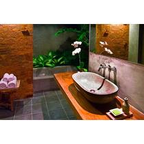 Cuba Pia Importada Banheiro Lavabo Luxo Pedra Natural Grande