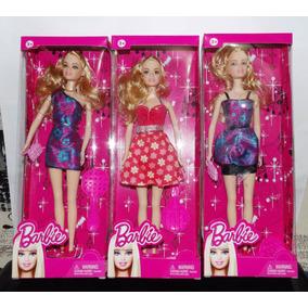 Bonecas Barbie Fashion - Unidade