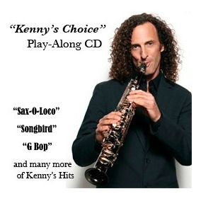 Kenny G Partitura Completa + Playback